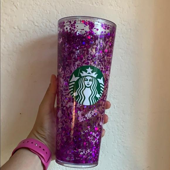 Starbucks Other - Starbucks tumbler unicorn glitter